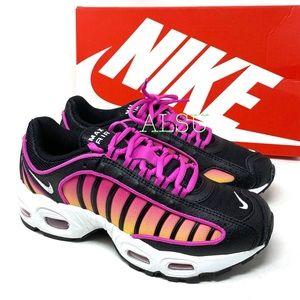 Nike Air Max Tailwind IV Black Pink Women Sneakers